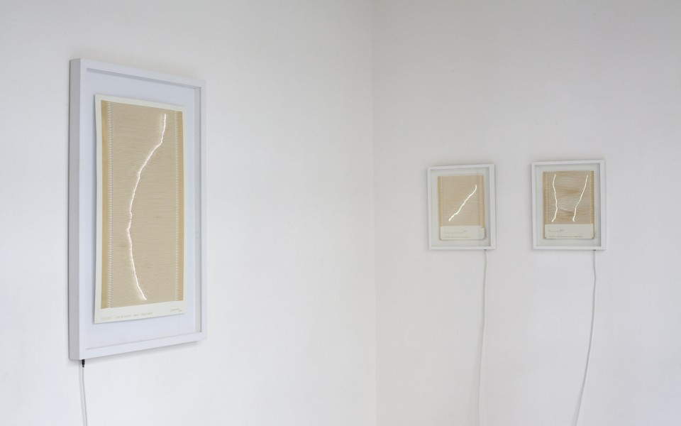 Lignes de Faille – Galerie Plateforme